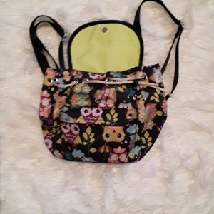 EUC Lily Bloom backpack